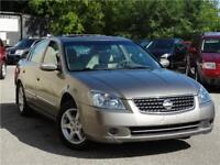 2005 Nissan Altima 2.5 S, leather , sunroof , heated seats City of Toronto Toronto (GTA) Preview