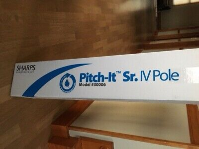 Brand New Pitch-it Sr Iv Pole Model 30006