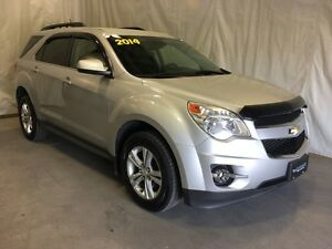 2014 Chevrolet Equinox LT-HEATED LEATHER SEATS! POWER LIFTGATE!