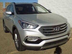 2018 Hyundai Santa Fe Sport 2.4L premium