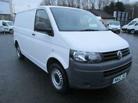 Volkswagen Transporter T28 SWB 2.0 Tdi 84Ps Van DIESEL MANUAL WHITE (2012)