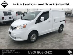 2013 Nissan NV200 SV Full Shelving Unit, Partition, Financing