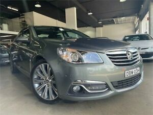 2014 Holden Calais VF MY14 V Regal Peacock Green 6 Speed Sports Automatic Sedan Caringbah Sutherland Area Preview