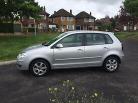 2009 09 Reg Volkswagen Polo 1.4 Match DONE ONLY 6,000 MILES WARRANTED