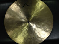 Sabian Artisan 14 inch hi hat cymbal