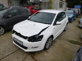 VOLKSWAGEN POLO - LG10XTP - DIRECT FROM INS CO