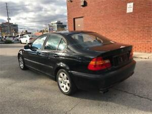 "2004 BMW 325xi AWD 16"" ALLOYS ACCIDENT FREE AUTO ONLY 190KM!"