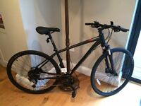 Specialized Crosstrail Sport Disc 2015 Hybrid Bicycle Black Like New