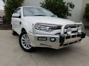2015 Ford Territory SZ MkII TX Seq Sport Shift AWD White 6 Speed Sports Automatic Wagon Robina Gold Coast South Preview