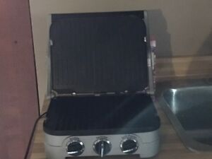 Cuisinart Panini Maker/Griddle