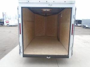 BETTER QUALITY FOR LESS- 2016 6X10 CARGO TRAILER -SCREWLESS London Ontario image 3