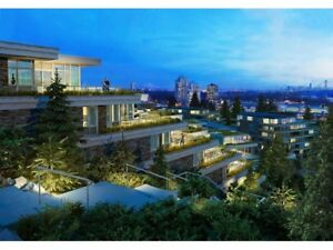 West Vancouver Luxury Condos from $1,700,000