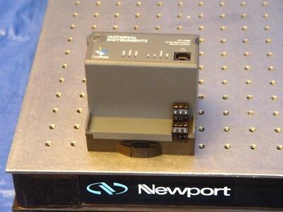 National Instruments Fp 1600 Ethernet Fieldpoint Network Controller Interface Ni