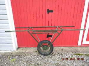 Chariot de transport pour gibier ( chasse )