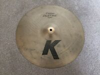 "16"" Zildjian K Custom Dark Crash"