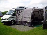 Campervan Freestanding Awning