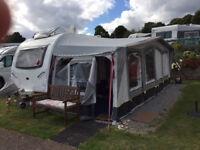 Caravan Awning size 16 1025-1050