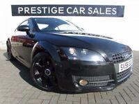AUDI TT 2.0 TFSI 3d 200 BHP (black) 2006