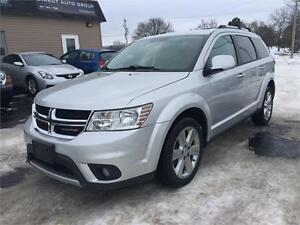 2012 Dodge Journey R/T AWD LOADED!! ONLY 120KM!!