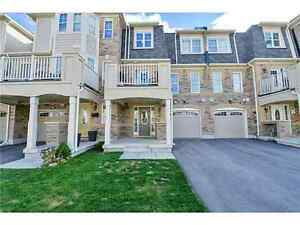 ALMOST NEW! TownHouse in Milton's Most Upcoming Area!
