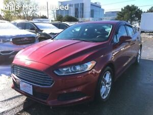 2013 Ford Fusion SE Bluetooth 2.5L Automatic ONE OWNER