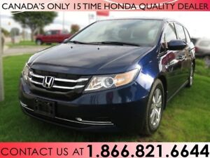 2015 Honda Odyssey EX-L | NAVI | 1 OWNER | NO ACCIDENTS