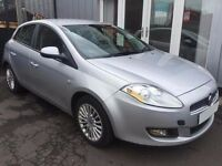 2007 57 USED FIAT BRAVO 1.9 ACTIVE 120 MULTIJET 5d 120 BHP