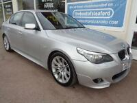 BMW 525 3.0 2007 i M Sport Full S/H Finance Available P/X