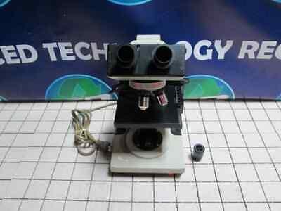 Bausch Lomb Binocular Microscope With Wf10x 4x 40x 100x Objectives