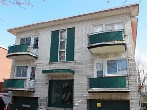 Bright and Sunny 2 Bedroom Top Floor Apartment in Lasalle