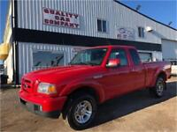 2007 Ford Ranger Sport 2WD, % speed.  WEEKEND SALE ONLY $7835 Red Deer Alberta Preview