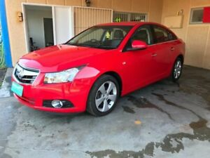 2009 Holden Cruze CDX JG  4D Sedan, 4 Cylinders 1.8 Litre Petrol, 6 Speed Automatic Bayswater Bayswater Area Preview