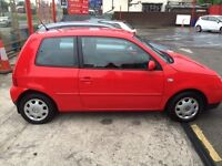 2002 Volkswagen Lupo 1.4 S 3dr