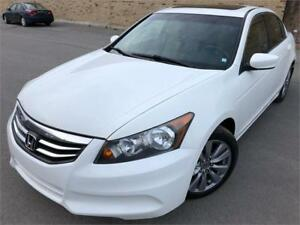 2011 Honda Accord Sedan EX-L AUTO/AC/MAGS/TOIT/LEATHER/FULL!!