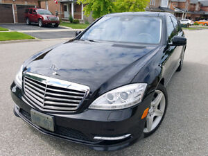 2010 Mercedes S550 4Matic AMG Package