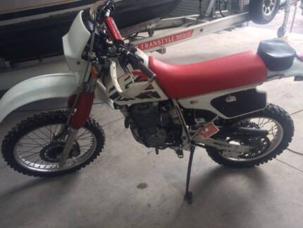 Honda atc 250es big red trike 1986 motorcycles gumtree australia honda xr250 fandeluxe Images