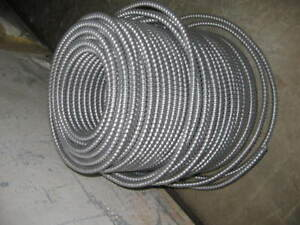 125 Feet of 14/2 armored cable