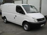 2007 LDV MAXUS 2.5 CDI SWB 95ps Diesel Van