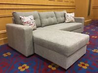 New Corner Sofa bed with storage Clearance wholesale price
