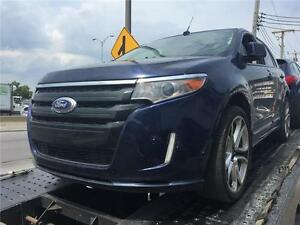 2011 Ford Edge Sport-FULL-AUTOMATIQUE-MAGS-CUIR-TOIT