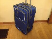 Blue Suitcase in Great Shape