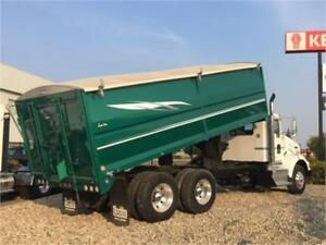 Kenworth 2012 T800 20' Grain Box