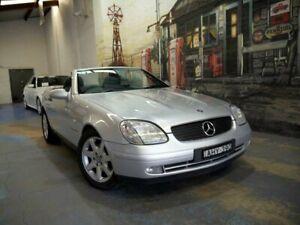 1999 Mercedes-Benz SLK230 Kompressor R170 Automatic Roadster Rydalmere Parramatta Area Preview