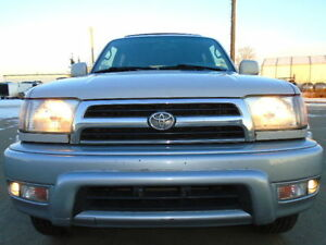 SOLD!!!!!!!!!!1999 Toyota 4Runner LIMITED LUXURY-LEATHER-SUNROOF