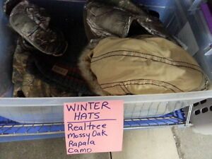 Camo Hunting coats hats mitts belts London Ontario image 4