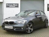 2013 13 BMW 116 1.6 ( 136bhp ) Sports Hatch i Sport for sale in AYR