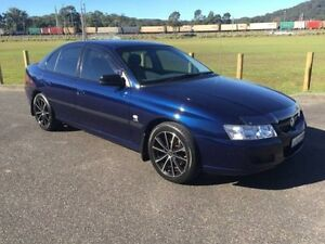 2004 Holden Commodore VZ Executive Blue 4 Speed Automatic Sedan West Gosford Gosford Area Preview