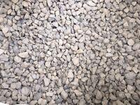 Free Derbyshire Grey Gravel 20mm for Garden/Landscape Project