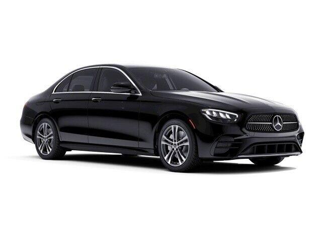 2021 Mercedes-benz E-class E 350 4d Sedan I4 Black
