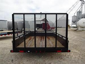 2017 Load Trail Solid Side Utility 77 x 10!! ONLY $56/month!! London Ontario image 5